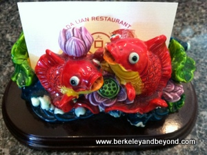 BERKELEY-Da Lian-Koi Business Card Holder-3-13-300pix(iPhone-c2013CaroleTerwilligerMeyers)