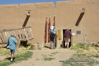 NM-Taos-MartinezHacienda-Entrance-400pix(c2006CaroleTerwilligerMeyers)