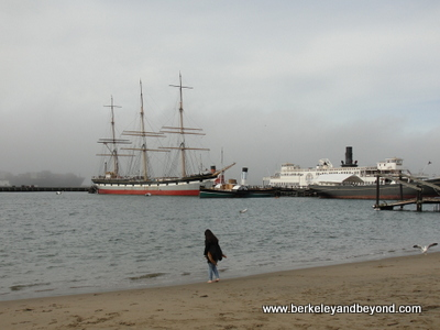 SF-San Francisco Maritime NHP-ships 1-c2015 Carole Terwilliger Meyers-400pix