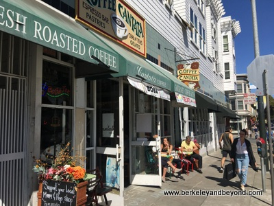 SF-Haight-Ashbury-Cantata Coffee Company-exnterior-seating-c2017 Carole Terwilliger Meyers-400pix