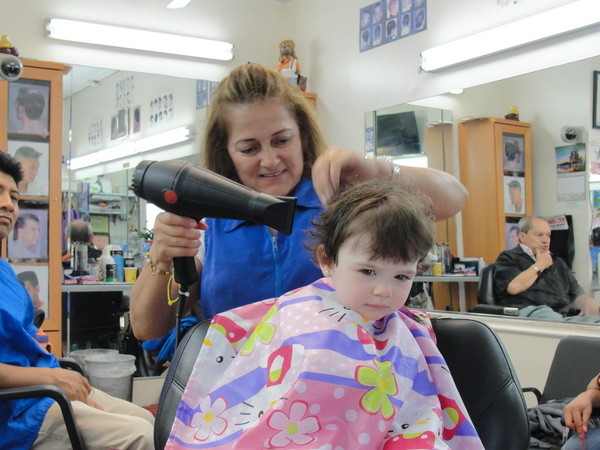 2015-Isabella-2nd haircut 9-c2015 Carole Terwilliger Meyers-600pix