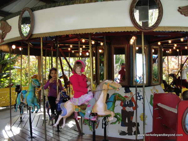 8-carousels-Children's Fairyland-Flecto C.arousel-Oakland+Meadow 1-c 2014 Carole Terwilliger Meyers-600pix