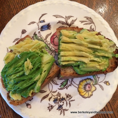 RECIPE-Avocado Toast-c2015 Carole Terwilliger Meyers-iPhone-400pix